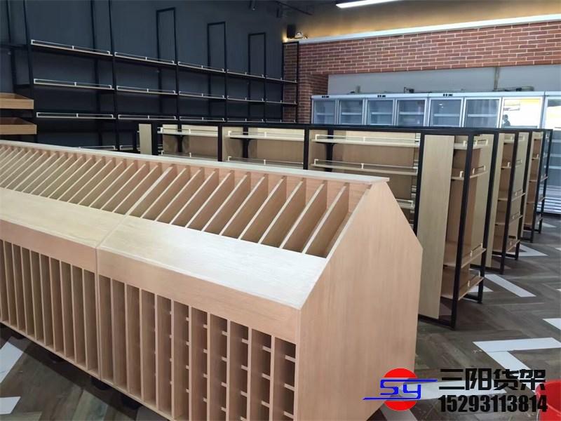 精品钢木货架